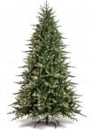 Julgran Ljusdal med LED-belysning. Fyllig och naturtrogen konstgran i av hög kvalitet! Plastgran som finns i flera storlekar: 1,8-2,7 m.