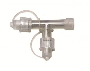 T-koppling för snöflingor LED