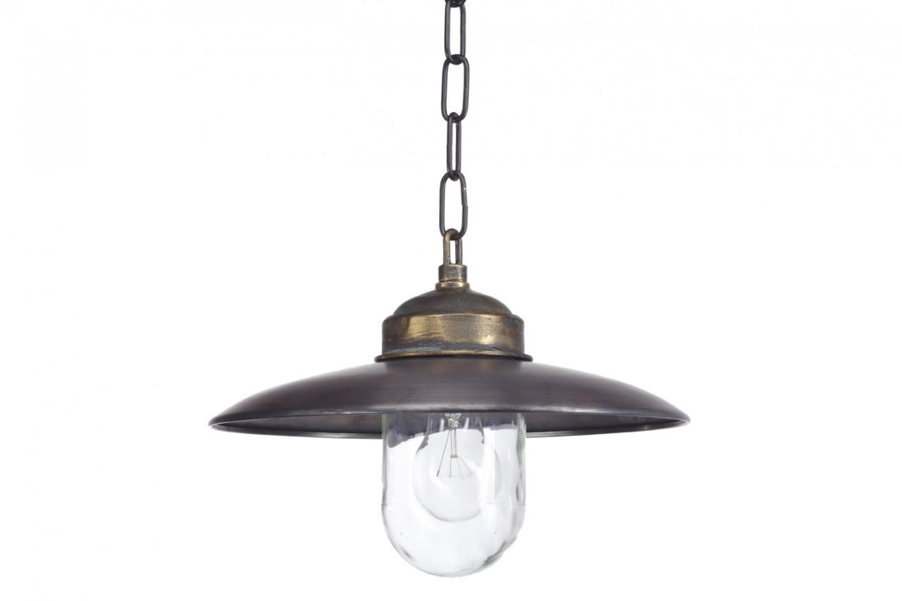 Taklampor för hemmet i klassisk design och industristil