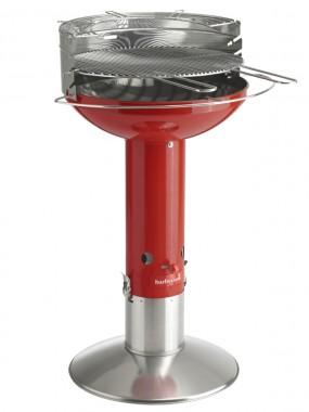 Kolgrill Major Limited Edition i färgen Chili från Barbecook. Lätt att tända och släcka, grillklar på 15 min! Grillyta: Ø50 cm.