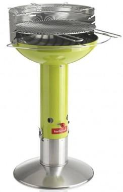 Kolgrill Major Limited Edition i färgen Kiwi från Barbecook. Lätt att tända och släcka, grillklar på 15 min! Grillyta: Ø50 cm.