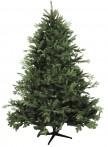 Julgran Iowa Deluxe i grön. Fyllig och naturtrogen liten konstgran av hög kvalitet! Plastgran som finns i flera storlekar: 120-180 cm.