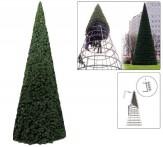 Julgran Giant Standard. Stor konstgran för offentliga miljöer. Finns i storlekarna 3,7 m - 21,2 m.