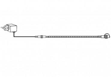 Ljusslang LED 6 m START för System 24. Totalt 84 LED-lampor i varmvit, ute eller inne.