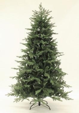 Julgran Ljusdal. Fyllig och naturtrogen konstgran av hög kvalitet! Plastgran i storlekarna 180 och 210 cm.