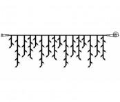 Istappsslinga LED 2x1 m EXTRA för System 24. Totalt 98 LED-lampor i varmvit, ute eller inne.